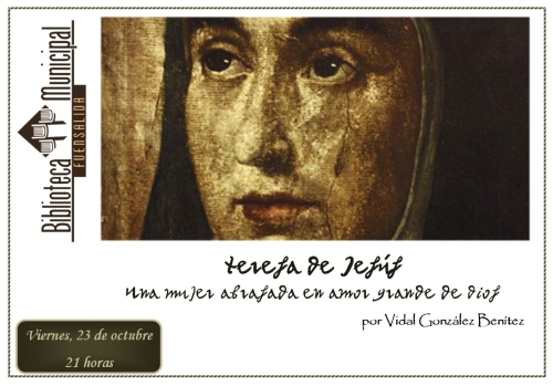 charla Sta Teresa octubre 2015