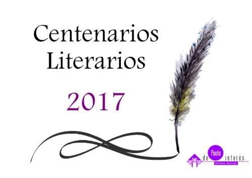 centenarios literarios 2017